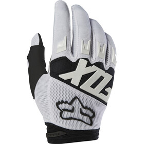 Fox Dirtpaw Gloves Herre white